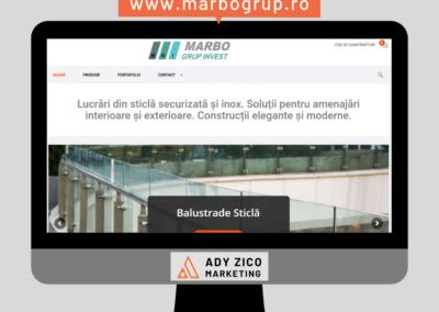 Marketing lucrari sticla securizata