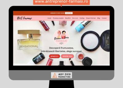 farmasi website
