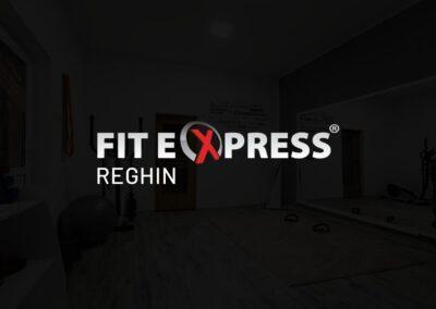 FitExpress Reghin (Facebook page creation/optimization, social media marketing, Google My Business profile, print design)